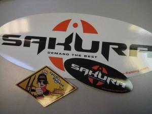 Stickers Sakura