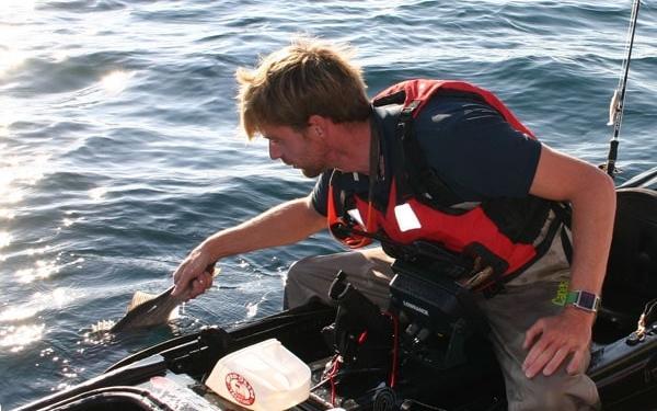 Labrax Iroise Cup 2011 Kayak Tour