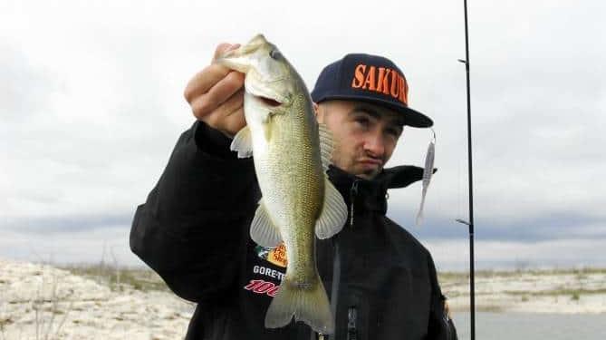 Sakura fishing aux USA