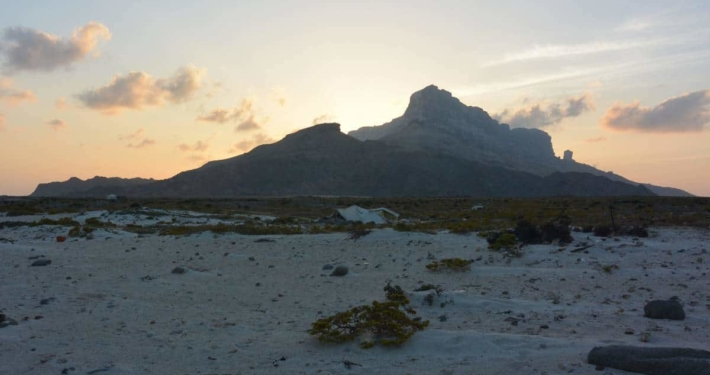 Beauté du paysage yéménite