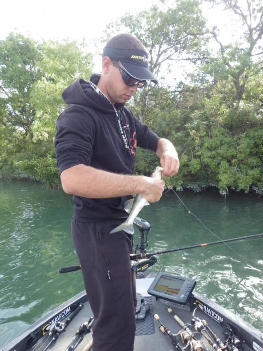 La pêche au féminin avec Sakura