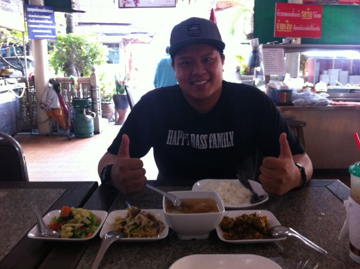Pulsion et Naja en Thaïlande !