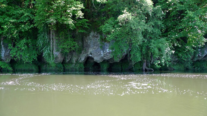Falaises de la Dordogne