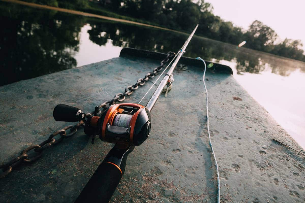 Summer holidays croatia part 2 sakura fishing for Jeremy wade fishing rod