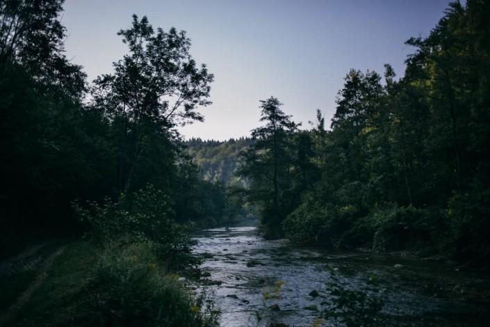 Voyage sakura 2015 sur la riviere dobra