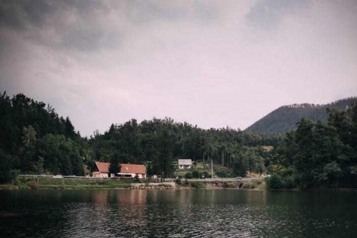 lac de mrzla vodica en croatie