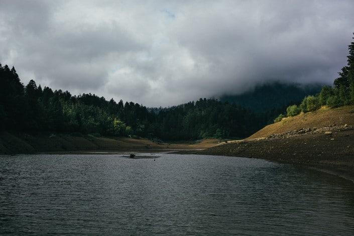 sakura croatia lac de lokvarsko