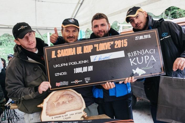 Winner SAKURA UL KUP 2015
