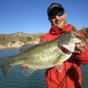 12-bass de 54 cm au slit shad sur tp roundguard