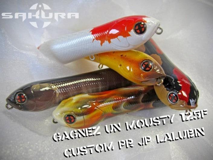concours SAKURA mousty custom 2016