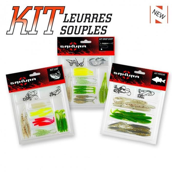 kits-leurres-souples sakura