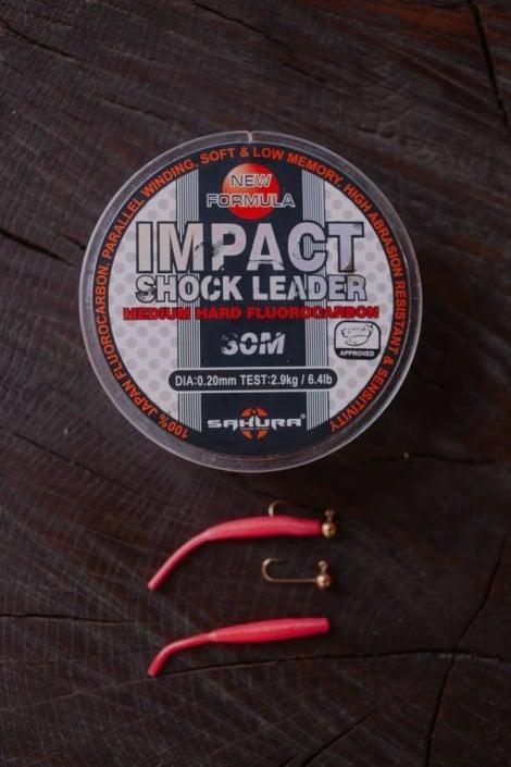 sakura impact shock leader et AJ Worm