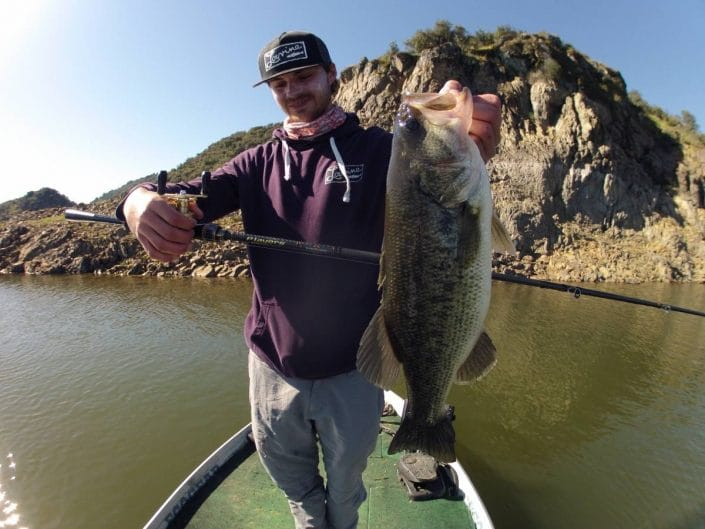 cruising bass sous players casting plc 742h de sakura fishing