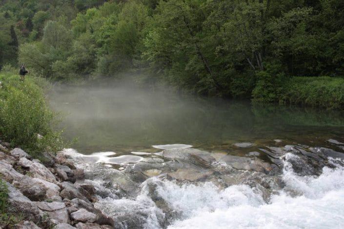 riviere dobra en croatie