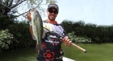 sakura bass fishing
