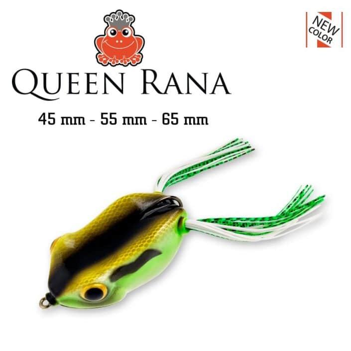 Queen Rana