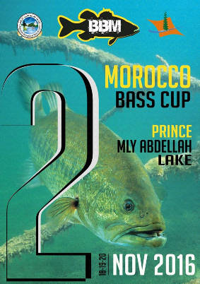 affiche Morocco Bass Cup