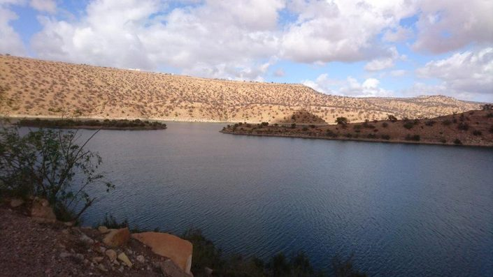 Lac de Moullay Abdellah