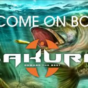 Ultimate Fishing Simulator X Sakura cooperation