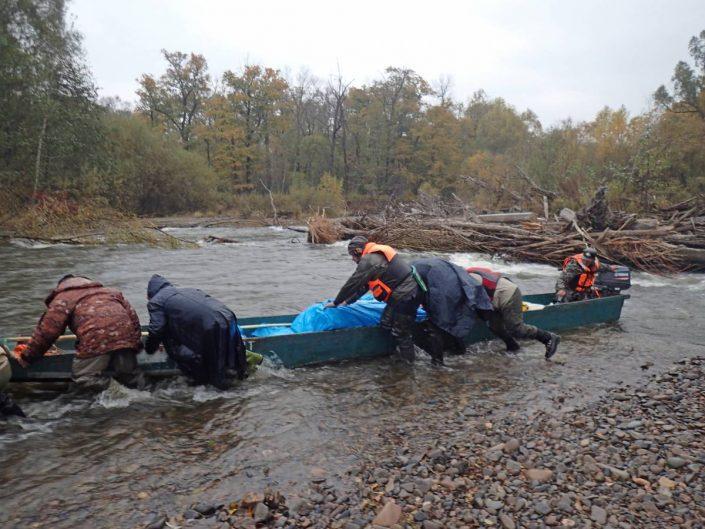 pêche aventure en russie