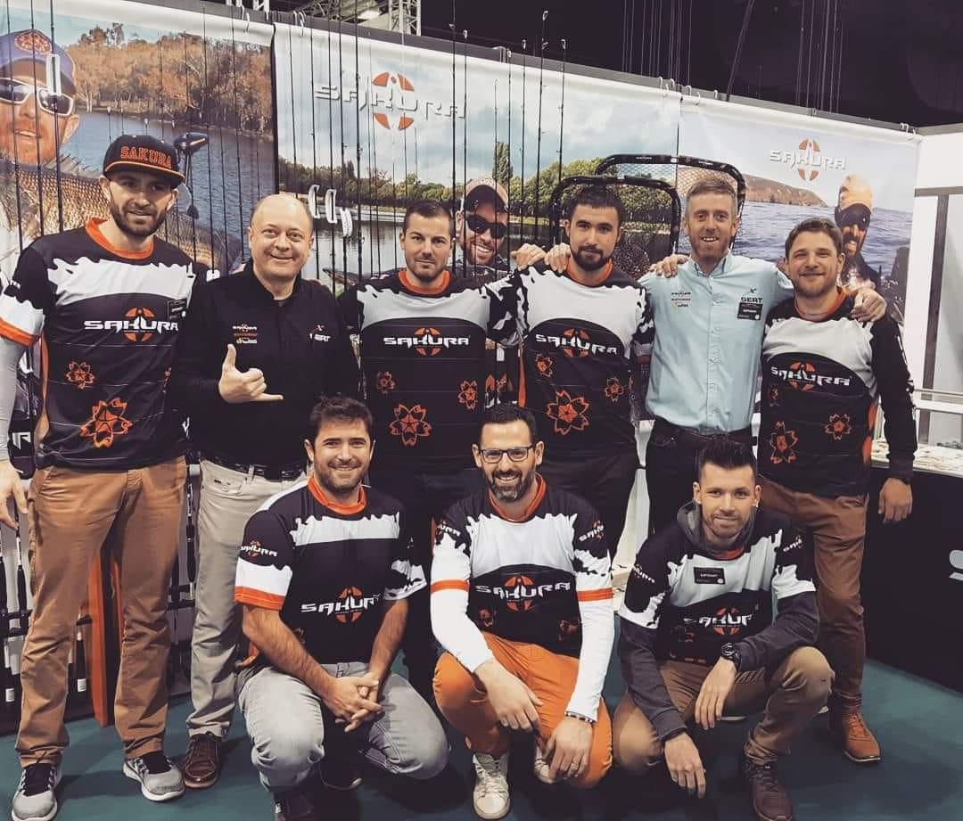Team Sakura CNPL 2019