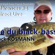 conférence black bass Franck Rosmann 2020