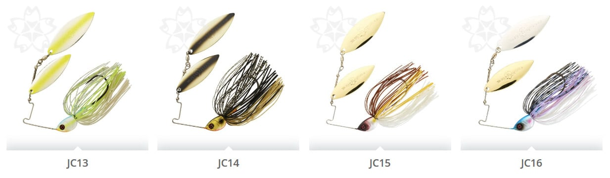 new-colors-cajun-spinnerbait-2021