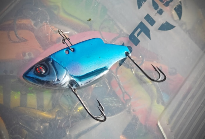 Soukouss Blade Electric Shad