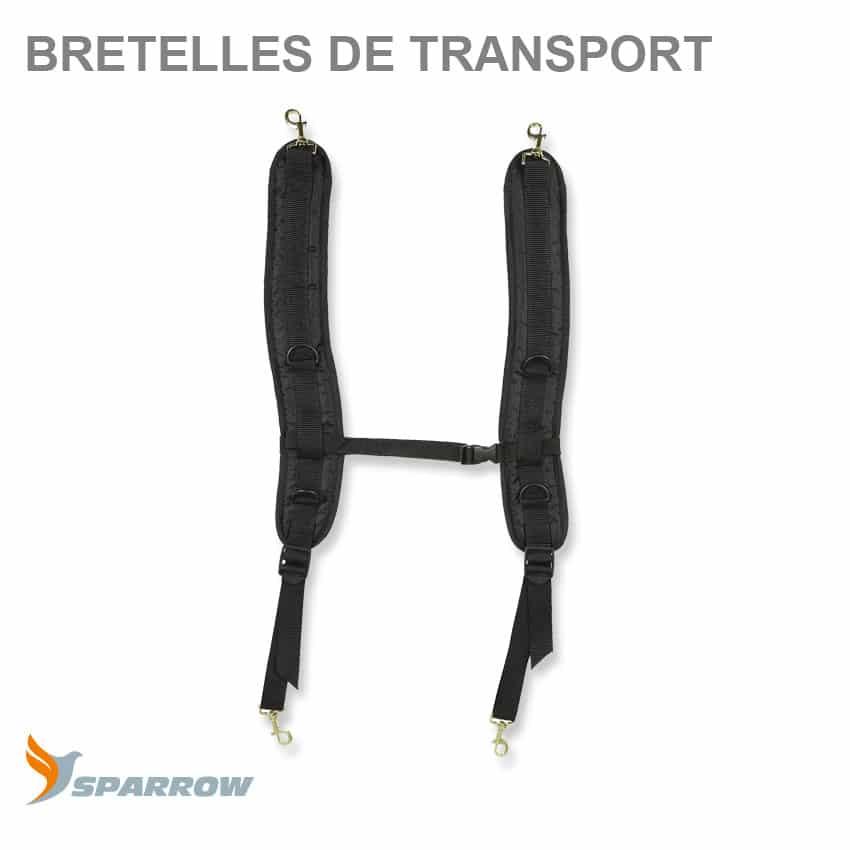 Bretelles-de-transport-Float-tube-Sparrow