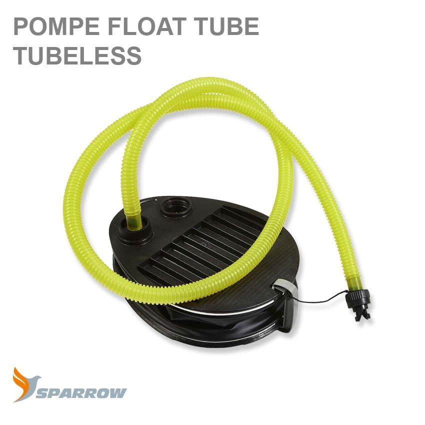 Pompe-Float-tube-tubeless-Sparrow