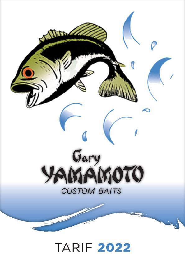 catalogue Gary Yamamoto 2022