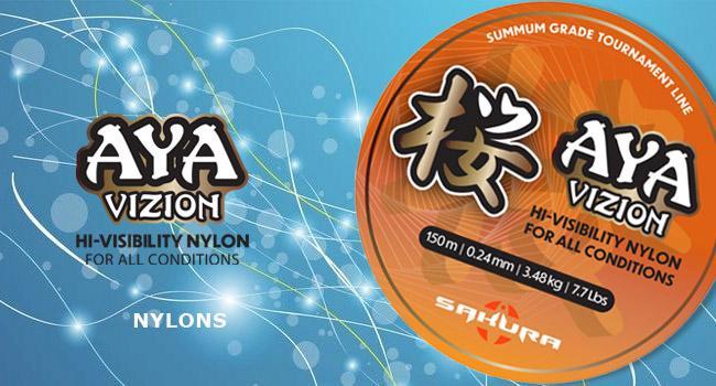 Sommaire-Nylon-Sakura-AYA-Vizion-2022